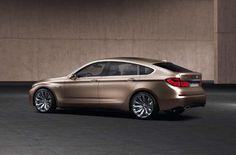 BMW serie5 gt