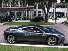 normally i could care less about cars...but this ferrari f458 italia is gorgeous! by Exotic Car Life, via Flickr
