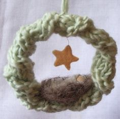 Tutorial from Anna Bradford - I am making (at least) one of these today - how unbelievably precious