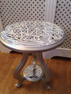 Mosaic Brass Side Table | Traditional | Pinterest | Mosaics, Mosaic Mirrors  And Mosaic Glass
