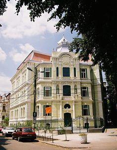 Palatul Flavia din Piata Maria