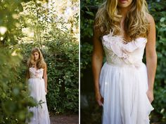 :) beach wedding dress