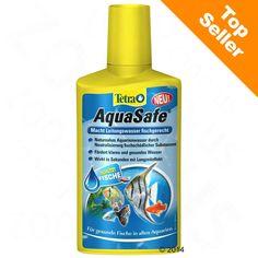 Animalerie  Conditionneur deau pour aquarium Tetra AquaSafe  500 mL