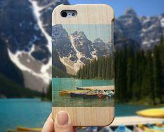 Grove WoodPrint Photo iPhone 5 Cases