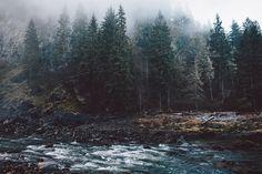 earthly-awakening:  englishsnow:   Jared Atkins || Snoqualmie Falls awaken your soul
