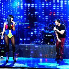 Drake & Nicki Minaj <3