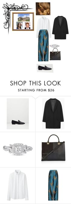 """Finalize the last details of the evening with Kate and Uncle Harry and William Charles Spencer"" by pacqueline-ngoya ❤ liked on Polyvore featuring MANGO, Vera Wang, Topshop and Uniqlo"