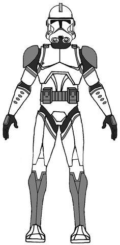 Clone Trooper 9th Assault Corps