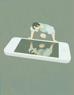 """""""Il narcisismo dei social media"""", Marco Melgrati."""