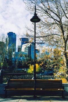 Calgary Layover: Walk the Bow River. Photo by Christina Valenziano