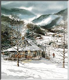 Christmas in the Smokies - G. Webb