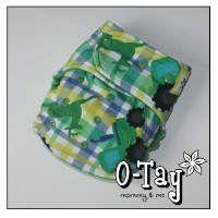 Tractors and deer cloth diaper.  Looks almost like John Deere! Too cute!