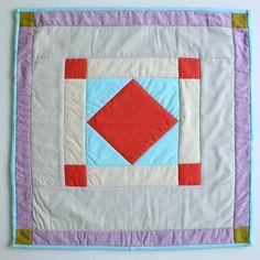 Mini Quilts | Photos, Sew and Mini quilts : amish diamond quilt pattern - Adamdwight.com