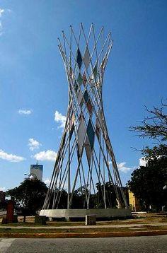 Espiga de Barquisimeto, Parque El Cardenalito. Venezuela