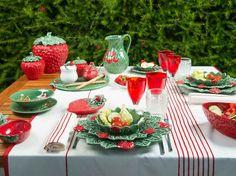 Bordallo Pinheiro, new collection! Beautiful!