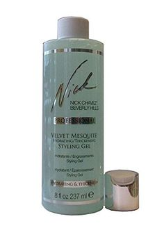 Nick Chavez Beverly Hills Professional Velvel Mesquite Styling Gel ** You can find more details at