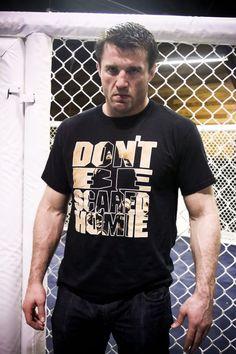 """""""Don't be scared Homie"""". Chael Sonnen, der American Gangster aus den Mean Streets von Westlinn, Oregon."""