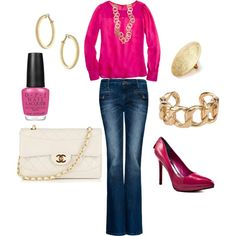 LOVE PINK!, created by catherine-coughlin-beach