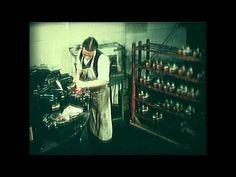 UK SHOE MANUFACTURE SOLE OF COMFORT COLOUR SOUND 1956 17 MINS