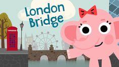 London Bridge is Falling Down | Nursery Rhymes and Songs for Kids #nurseryrhymes #songsforkids #songsforchildren #songsfortoddlers #kids #teaching #education #teacher #school