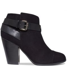 Carlos by Carlos Santana Harvest Belted Booties