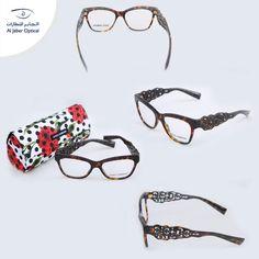 Share your elegance with the world!  شاركي أناقتك مع العالم  #AlJaber_Optical #DolceGabanna #frames #glasses #trendy #style #adorned #elegant #accessories #fashionista #photography #UAE #Dubai #Sharjah #Abudhabi #Alain #RAK #health #Beauty #Fashion #الجابر_للنظارات #دولتشي_غابانا #نظارات_طبية #الامارات #دبي #الشارقة #العين #ابوظبي #صحة #موضة