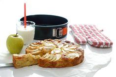"""Hoy compartimos una receta incluida en """"El gran libro de las manzanas"""", se trata de una Tarta Twin apple que os dejará enamorados."""