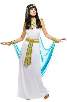 cleopatra makeup for halloween - Google Search
