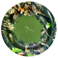 Amazon.com: Next Camo Dessert Plates: Home & Kitchen
