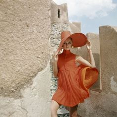 Shot in Palermo, Italy, Vogue, 1960