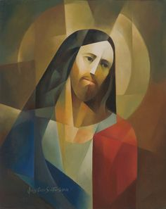 Jesus el Cristo by Jorge Cocco Images Of Christ, Pictures Of Jesus Christ, Religious Paintings, Religious Art, Jesus Painting, Jesus Art, Catholic Art, Artist Gallery, Christian Art