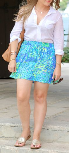 Lilly Pulitzer and Florida go together like two birds of a feather <3