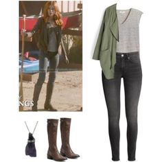 Clary Fray - Shadowhunters