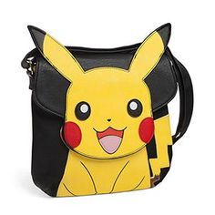 Pokémon Pikachu Crossbody Bag | ThinkGeek