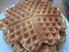 Waiting for guests to arrive for waffles! Waffles, Waiting, Breakfast, Food, Morning Coffee, Eten, Waffle, Meals, Morning Breakfast