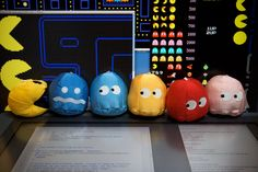 30th Anniversary of PAC-MAN - google doodle...