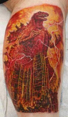 Godzilla-tattoos (28)