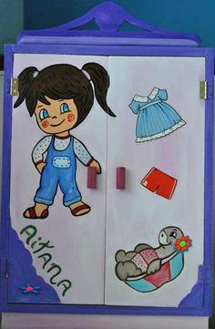 Armario para Aitana de 2 años