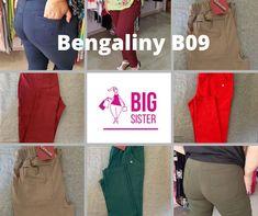 Bengaliny B09 slim fit - Big Sister