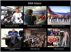 Ever wonder what it's like to be an intern @SouthwestAir? #NoLimits