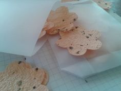 SAVE THE BEE Bloemen van groeipapier handgemaakt door marloesbijlsma