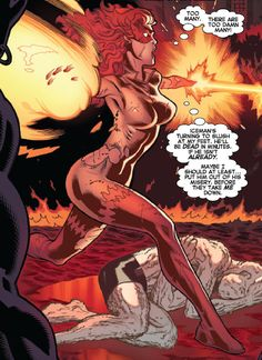 Firestar screenshots, images and pictures - Comic Vine Marvel Comic Character, Comic Book Characters, Marvel Characters, Comic Books, Marvel Women, Marvel Girls, Marvel Dc Comics, Firestar Marvel, Tiger Artwork