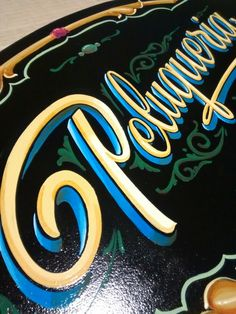 Sign Design, Design Art, Signwriting, Sign Painting, Hand Painted Signs, Hand Lettering, Logos, Artist, Artwork