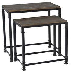 Madison 3 Piece Nesting Tables & Reviews | AllModern