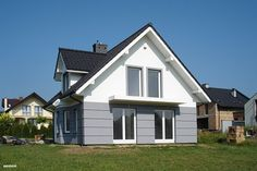Dom w rododendronach Shed, Sweet Home, Villa, Exterior, Outdoor Structures, Windows, Flooring, Architecture, Outdoor Decor