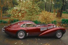 Devaux...I\'ve never seen a car like this before