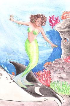 My last summer mermaid