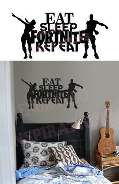 SALE!! Fortnite PS4 Floss Dab Wall Decor WOOD DECAL Sign decoration 21 inches!