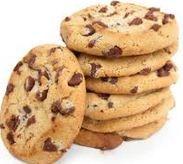 Olcsó receptek, olcsó ételek, olcsó sütemények: Amerikai csokis keksz recept