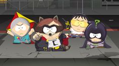 E3 2015: 'South Park: The Fractured but Whole' rips on superheroes